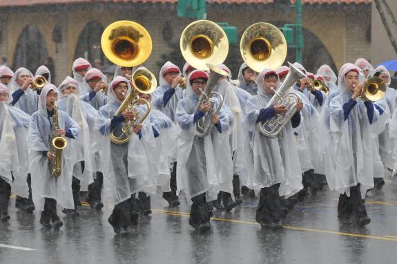 Rain on my parade ภาษาอังกฤษ