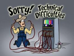 Technical Glitch ภาษาอังกฤษ